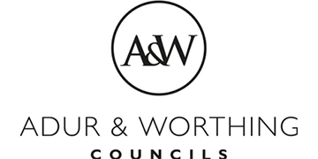 Adur and Worthing Councils logo
