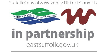 Suffolk Coastal Waveney District Councils logo