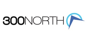 300 North Consulting logo