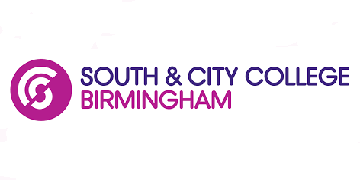 South & City College Birmingham logo
