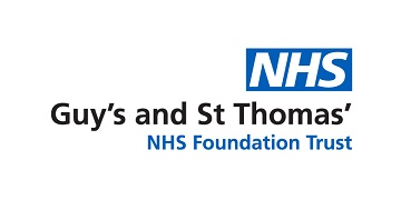 Guy's and St Thomas' NHS Foundation Trust logo