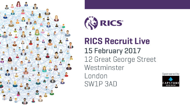 RICS Recruit Live