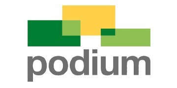 Podium Surveying LLP logo
