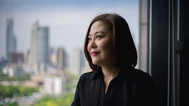 10 minutes with Lina Wong MRICS, MD of Colliers International
