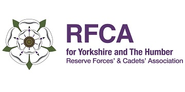 Reserve Forces' and Cadets' Association for Yorkshire and The Humber logo