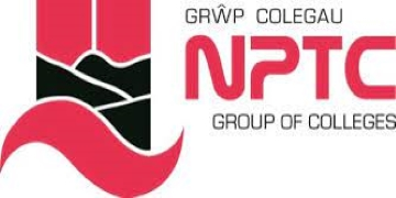 NPTC Group of Colleges logo