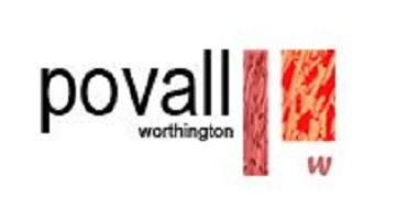 Povall Worthington logo
