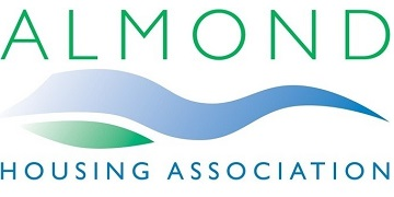 Almond Housing Association logo