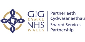 NHS Wales Shared Services Parternship logo