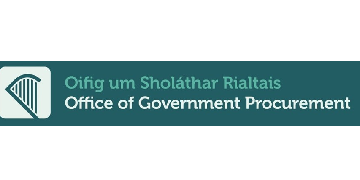 Office of Government Procurement, Ireland logo