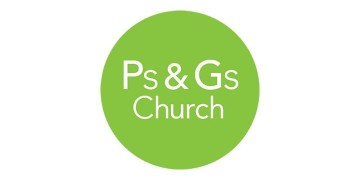 Ps & Gs Church logo