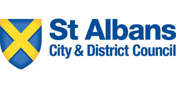 St Albans City District Council logo