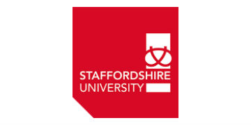Staffordshire University C&P logo