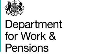 Department for Work & Pensions logo