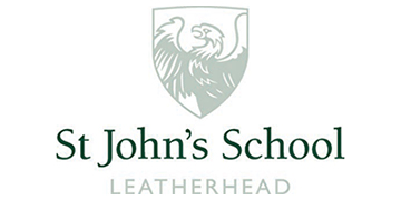 St Johns School logo