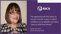 My Surveying Story: Rachel Dick FRICS
