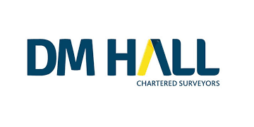 DM Hall logo