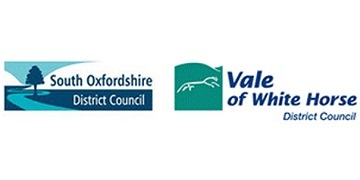 South Oxfordshire and Vale of White Horse District Council  logo
